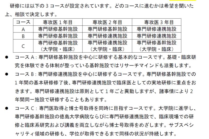 徳島大学病院放射線科専門研修プログラム